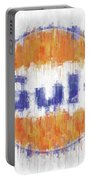 Gulf Logo Portable Battery Charger