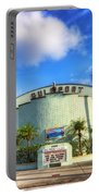 Gulfport Casino Portable Battery Charger by Tammy Wetzel