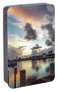 Gulfport Harbor Colors Portable Battery Charger