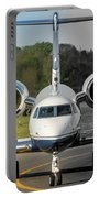 Gulfstream Aerospace G500 I-delo Frontal.nef Portable Battery Charger