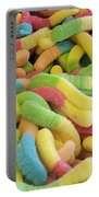 Gummy Worms Portable Battery Charger
