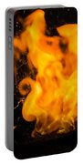 Gunpowder Flames Portable Battery Charger