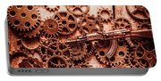 Guns Of Machine Mechanics Portable Battery Charger