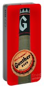 Gunther Beer Portable Battery Charger
