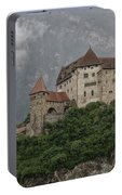 Gutenberg Castle Portable Battery Charger by Yair Karelic