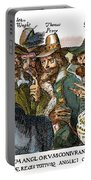 Guy Fawkes, 1570-1606 Portable Battery Charger