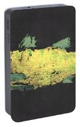 Gyotaku Snook Portable Battery Charger by Captain Warren Sellers