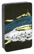 Gyotaku Yellowfin Tuna Portable Battery Charger