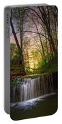Gypsy Glen  Rd Waterfall  Portable Battery Charger