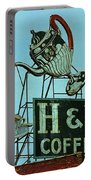 H C Coffee Portable Battery Charger