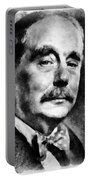 H. G. Wells Author Portable Battery Charger