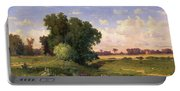 Hackensack Meadows - Sunset Portable Battery Charger