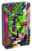 Haddonfield Downtown Portable Battery Charger
