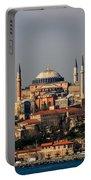 Hagia Sophia - Istanbul Turkey Portable Battery Charger