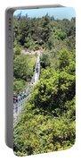 Haifa Hanging Bridge Portable Battery Charger