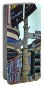 Haight-ashbury Portable Battery Charger