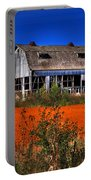 Hainesville Barn Color Portable Battery Charger