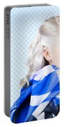Hair And Beauty Fashion Portrait Portable Battery Charger