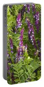 Hairy Vetch Portable Battery Charger