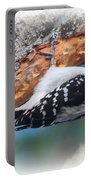 Hairy Woodpecker 2 Portable Battery Charger