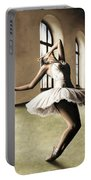 Halcyon Ballerina Portable Battery Charger