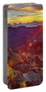 Haleakala Sunrise Portable Battery Charger