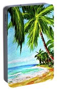 Haleiwa Beach #369 Portable Battery Charger