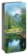 Half Dome Portable Battery Charger