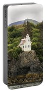 Halibut Cove Lighthouse Portable Battery Charger