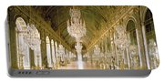 Hall Of Mirrors  The Galerie Des Glaces Portable Battery Charger