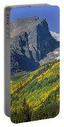 310221-v-hallet Peak In Autumn V  Portable Battery Charger