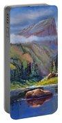 Hallett Peak Portable Battery Charger
