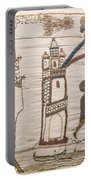 Halleys Comet Of 1066, Bayeux Tapestry Portable Battery Charger
