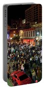 Halloween Draws Tens Of Thousands To Celebrate On 6th Street Portable Battery Charger