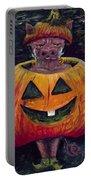 Halloween Hog Portable Battery Charger
