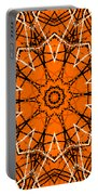 Halloween Kaleidoscope 12 Portable Battery Charger