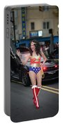 Halloween Parade In Newark's Ironbound Portable Battery Charger