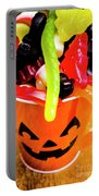 Halloween Party Details Portable Battery Charger