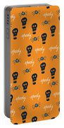 Halloween Scull Portable Battery Charger