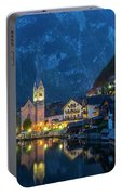 Hallstat Village Portable Battery Charger