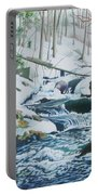 Hamburg Mountain Stream Portable Battery Charger