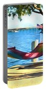Hammock Time In The Keys Portable Battery Charger