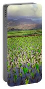 Hanalei Valley Taro Ponds Portable Battery Charger