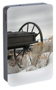 Handcart Monument Portable Battery Charger