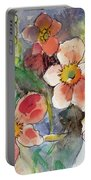 Handpicked Bouquet No. 2 Portable Battery Charger