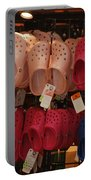 Hanging Crocs Portable Battery Charger