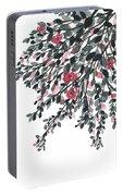 Hanging Leaves IIi Portable Battery Charger