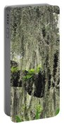 Hanging Moss Portable Battery Charger