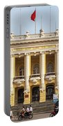Hanoi Opera House 01 Portable Battery Charger