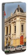 Hanoi Opera House 04  Portable Battery Charger